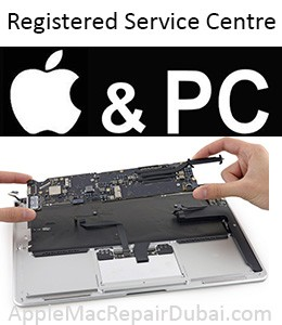 Registered Service Centre Macbook Pro Repair Dubai